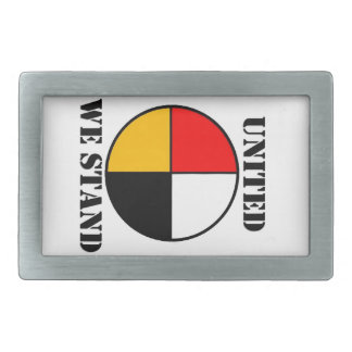 United We Stand Belt Buckle