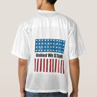 United We Stand Football Jersey