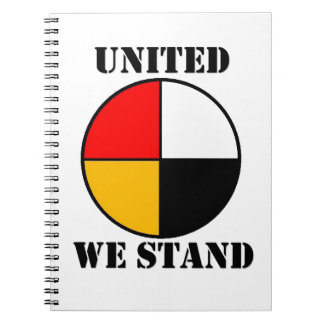 United We Stand Notebooks
