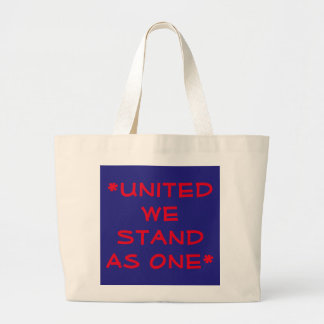United We Stand Tote