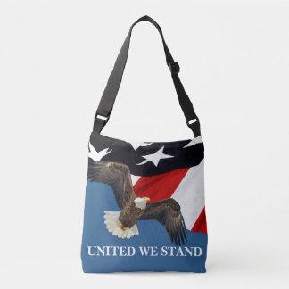 United We Stand/USA Crossbody Bag