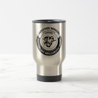 United Wool Workers Travel Mug