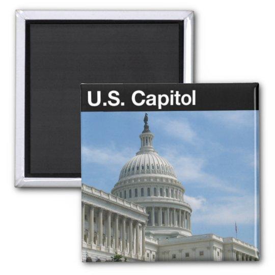 Unites States Capitol Magnet