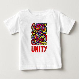 """Unity"" Baby Fine Jersey T-Shirt"