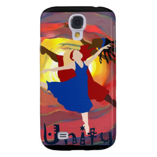 Unity Galaxy Cell Phone Case