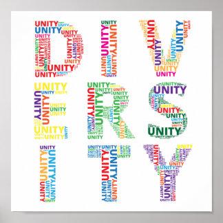 Unity Posters | Zazzle.com.au