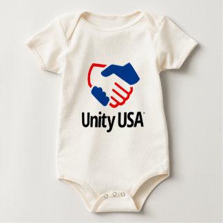 Unity onesy baby bodysuit