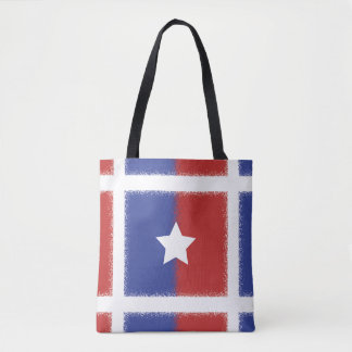 Unity Star All-Over-Print Tote Bag