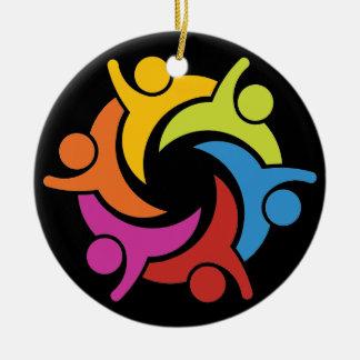 Unity - Teamwork - SRF Ceramic Ornament