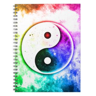 Universal Balance Spiral Notebook