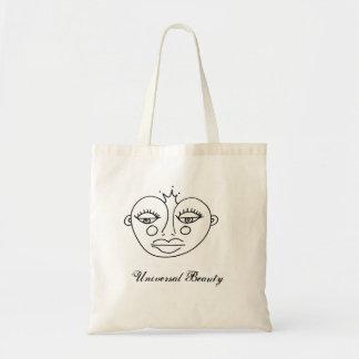 Universal Beauty Tote Bag