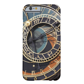 Universal Clock Barely There iPhone 6 Case