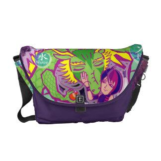 Universal Dragon Commuter Bag