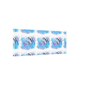 Universal Eye Canvas Print