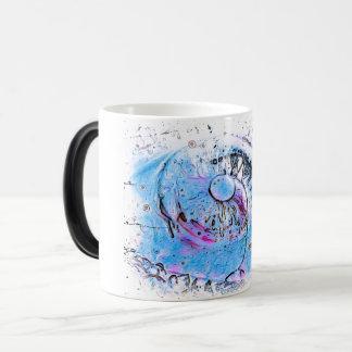 Universal Eye Printed Mug