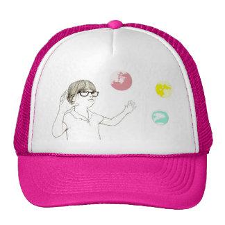 universal girl 副本 Pink Trucker Hat