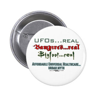 Universal Health Care Button