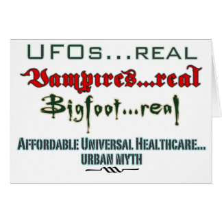 Universal Health Care Cards