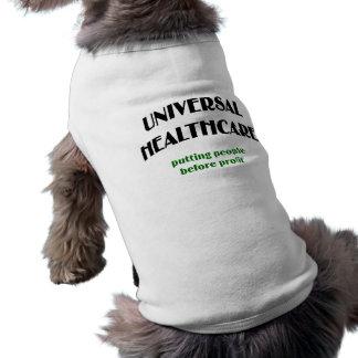 Universal Health Care Pet Tshirt
