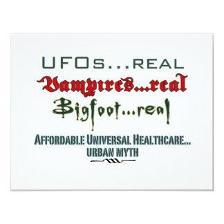 Universal Health Care Personalized Invite