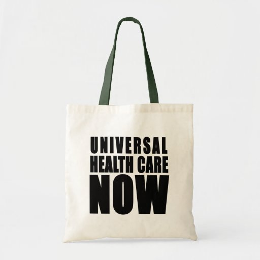Universal Health Care Now Products Bags