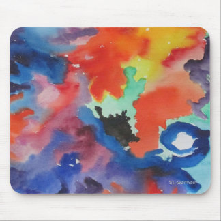 Universal Journey Mouse Pad