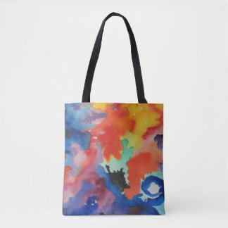 Universal Journey Tote Bag