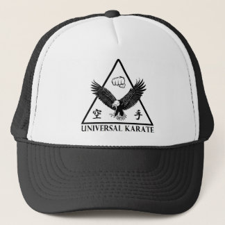 Universal Karate Clothes Trucker Hat