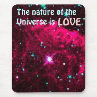 Universal Love mousepad