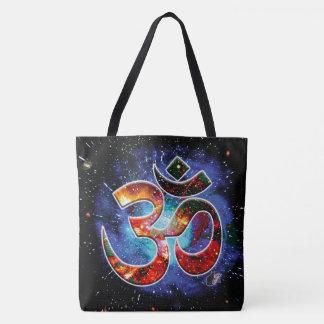 Universal OM Asana Tote Bag