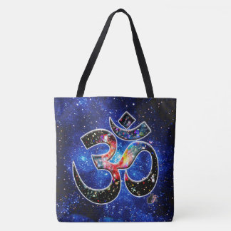 Universal OM Dhyana Tote Bag