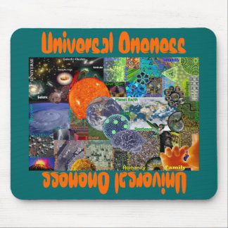 Universal Oneness mousepad