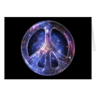 Universal Peace Card