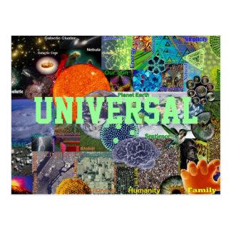 Universal Postcard