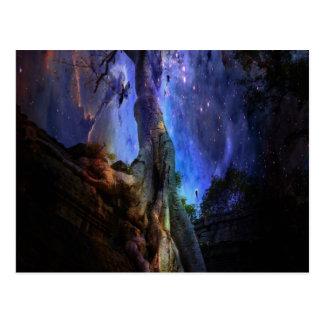 Universal Tree of Life Postcard