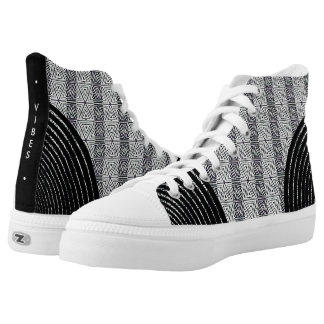 Universal Vibes High Top Sneakers