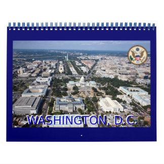 Universal Washington DC Landmark Calendar
