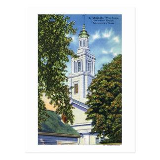 Universalist Church Postcard