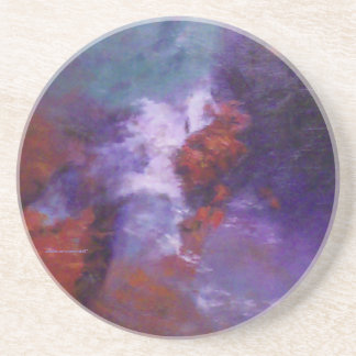 """UNIVERSE ABSTRACT"" coaster"