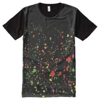 Universe All-Over Print T-Shirt