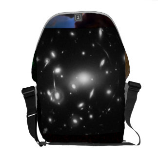 Universe Collage Commuter Bags