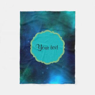 Universe Fleece Blanket