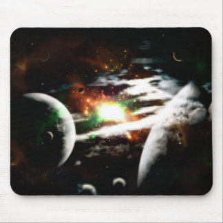 Universe in G Mouse Pad
