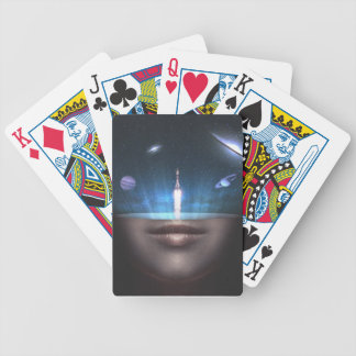 Universe in the Mind Bicycle Playing Cards