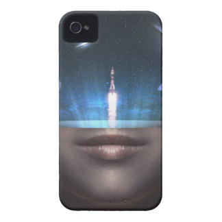 Universe in the Mind Case-Mate iPhone 4 Case