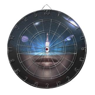 Universe in the Mind Dartboard
