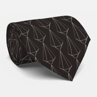 Universe inside prism tie