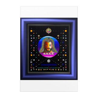 UNIVERSE-MAN-DEITY-1 ACRYLIC WALL ART