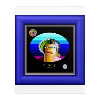 UNIVERSE-MAN-DEITY-1a Acrylic Wall Art