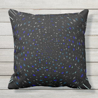 Universe Of Hearts♥ Outdoor Cushion